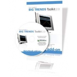 Price Headley's Big Trends Toolkit 2.0 MetaStock Plug-Ins and Add-Ons